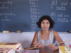 Mexican teacher