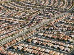 housing sprawl