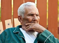 Elderly Hispanic Man