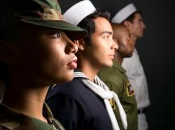 U.S. service members