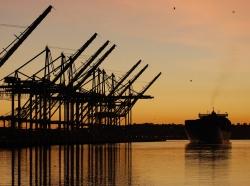 sunset port of los angeles