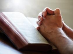 hands on prayer book