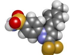 COX-2 molecular structure