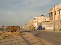 Ash Shati's refugee camp