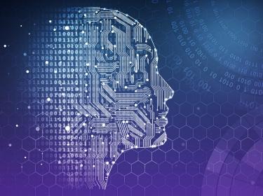 Technology and innovation concept, graphic by peshkova/Adobe Stock