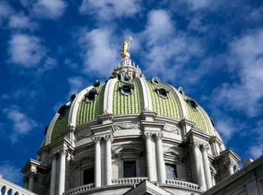 Pennsylvania capitol building