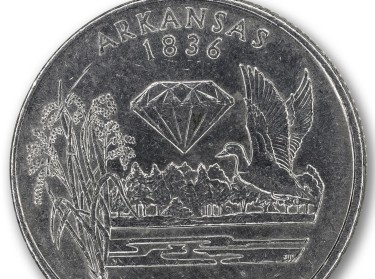 Arkansas state quarter