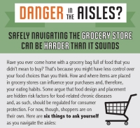 Cover: Danger in the Aisles?