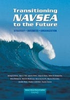 Cover: Transitioning NAVSEA to the Future: Strategy, Business, and Organization