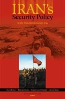 Cover: Iran's Security Policy in the Post-Revolutionary Era