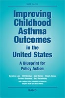Cover: Improving Childhood Asthma Outcomes in the United States