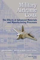 Cover: Military Airframe Costs