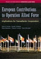Cover: European Contributions to Operation Allied Force