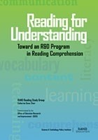 Cover: Reading for Understanding