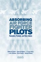 Cover: Absorbing Air Force Fighter Pilots: Parameters, Problems, and  Policy Options