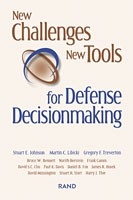 Cover: New Challenges, New Tools for Defense Decisionmaking