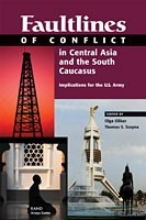 Cover: Faultlines of Conflict in Central Asia and the South Caucasus