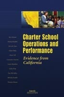 Cover: Charter School Operations and Performance
