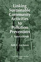 Cover: Linking Sustainable Community Activities to Pollution Prevention