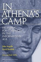 Cover: In Athena's  Camp