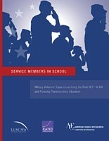 Cover: Service Members in School
