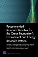 Cover: Recommended Research Priorities for the Qatar Foundation's Environment and Energy Research Institute
