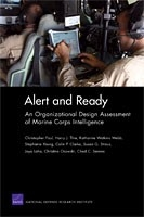 Cover: Alert and Ready
