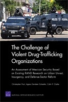 Cover: The Challenge of Violent Drug-Trafficking Organizations