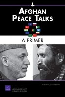 Cover: Afghan Peace Talks