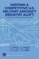 Cover: Keeping a Competitive U.S. Military Aircraft Industry Aloft
