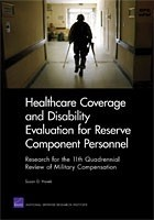 Cover: Healthcare Coverage and Disability Evaluation for Reserve Component Personnel
