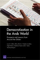 Cover: Democratization in the Arab World