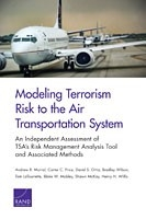 Cover: Modeling Terrorism Risk to the Air Transportation System