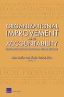 Cover: Organizational Improvement and Accountability