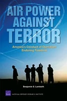 Cover: Air Power Against Terror