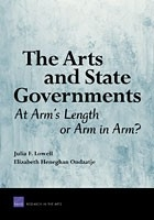 Cover: The Arts and State Governments