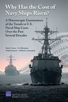 Cover: Why Has The Cost of Navy Ships Risen?