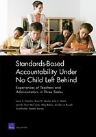 Cover: Standards-Based Accountability Under No Child Left Behind