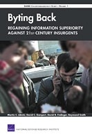 Cover: Byting Back -- Regaining Information Superiority Against 21st-Century Insurgents