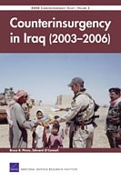 Cover: Counterinsurgency in Iraq (2003-2006)