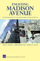 Cover: Enlisting Madison Avenue