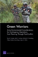Cover: Green Warriors