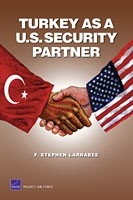 Cover: Turkey as a U.S. Security Partner