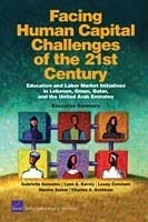 Cover: Facing Human Capital Challenges of the 21st Century