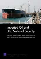Cover: Imported Oil and U.S. National Security