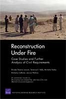 Cover: Reconstruction Under Fire