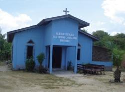 Central American church