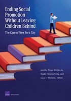 Cover: Ending Social Promotion Without Leaving Children Behind
