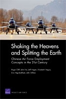 Cover: Shaking the Heavens and Splitting the Earth
