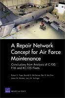 Cover: A Repair Network Concept for Air Force Maintenance